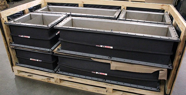 Square & Rectangular Rubber expansion joints